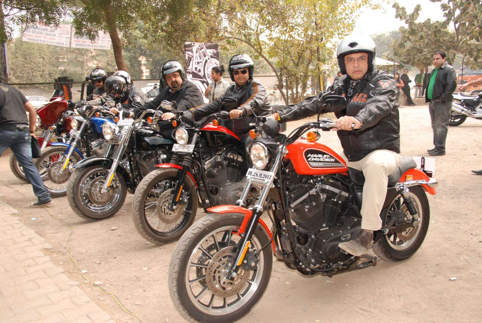 Harley-Davidson Boot Camp