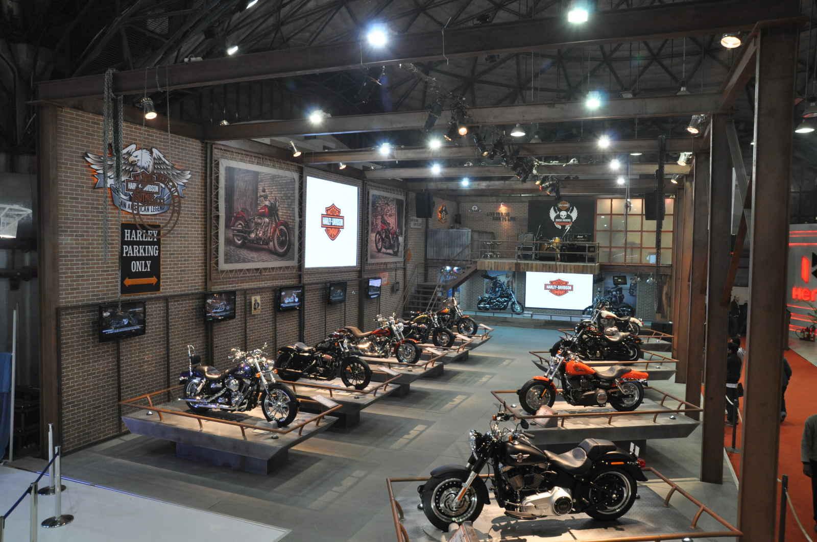 Harley-Davidson Pavilion