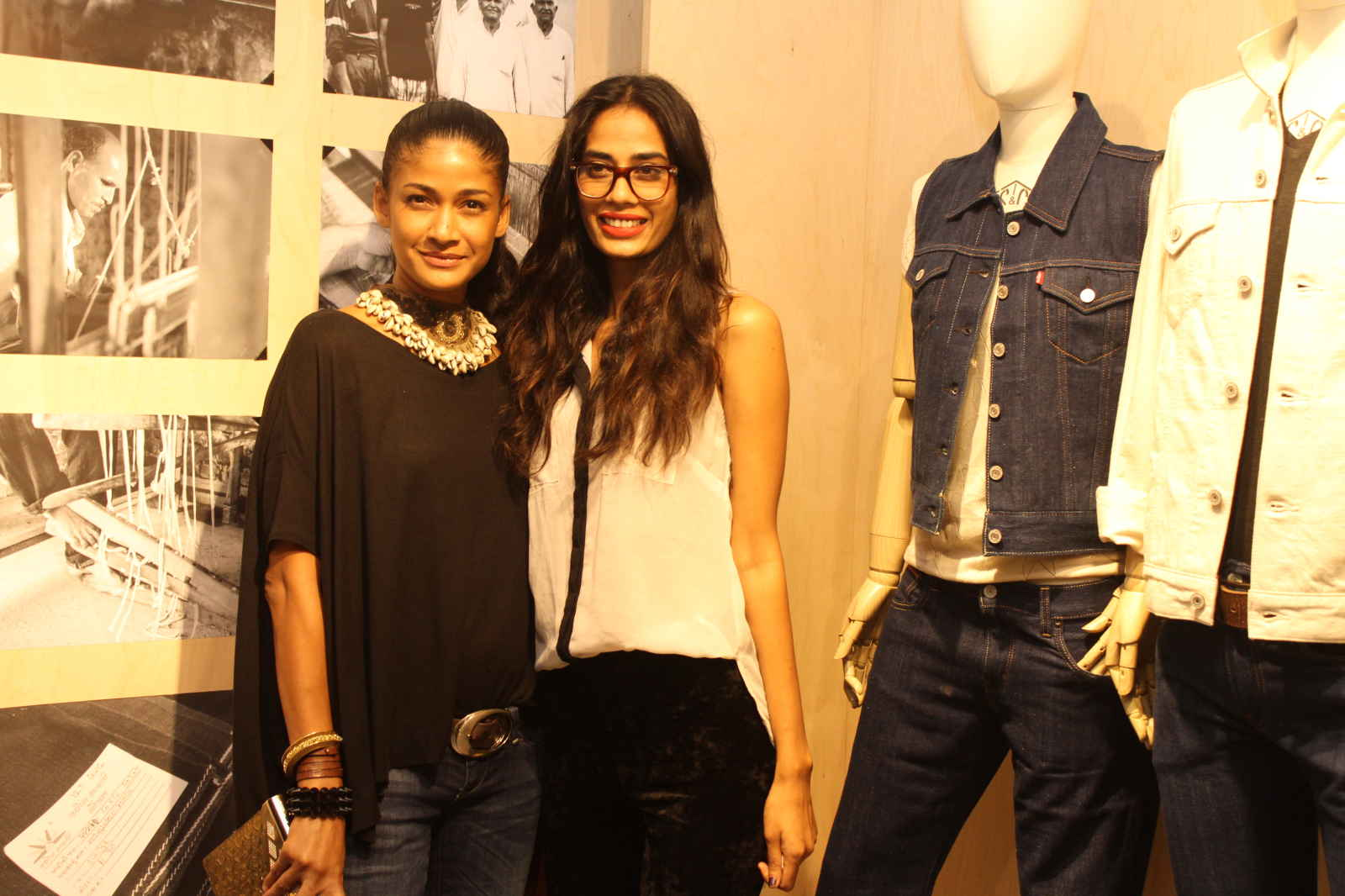 Levi's Khadi Launch